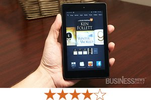 technology, tablets, amazon fire hd 6, business tablets