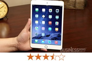 Apple iPad mini 3, business