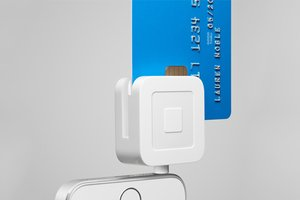 Square Credit Card Reader, security