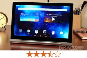 Lenovo's Yoga Tablet 2 Pro, business tablets