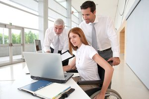 disabled employee, hiring practices