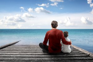 Family Time Keeps Working Dads Happier