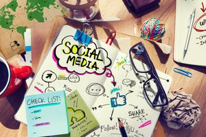 Want to Compete with Big Brands? Get Social