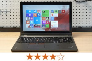 Lenovo ThinkPad W550s, business laptops