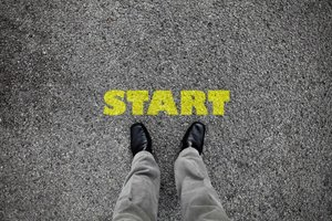 a step by step guide to starting a business