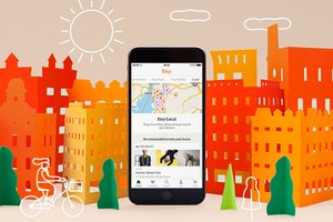 Etsy Local Goes Mobile to Connect Buyers, Sellers Offline