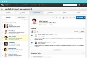 Workable Review: Best Recruiting Software for Small Business