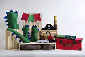 Behind the Business Plan: Props in a Box