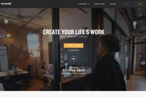 Flexible, shareable workspaces
