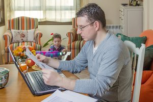 Top Work Perk? No Place Like Home, Employees Say