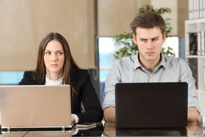 Office Rivals? Keeping Workplace Competition Friendly