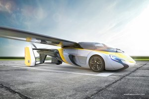 Flying car business travel technology