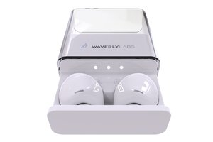 Waverly earbuds, business travel technology