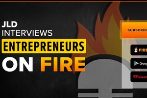 best business podcasts Entrepreneurs on Fire
