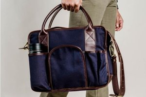 United by Blue Sutters Mill Tool Bag