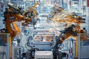 The Internet of Things is Changing the Entire Production and Supply Chain