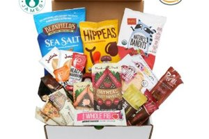 Bunny James Vegan Snack Box