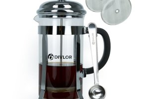 Divlor French Press Coffee Maker
