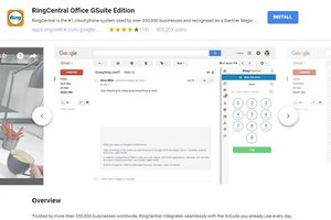 RingCentral for Gmail