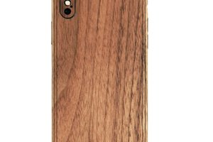 Toast wood iPhone X case