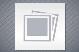 U.S. postage label