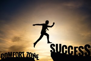 Ditch Your Comfort Zone: How Pushing Yourself Helps Your Career