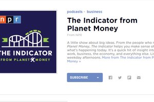 The Indicator by Planet Money