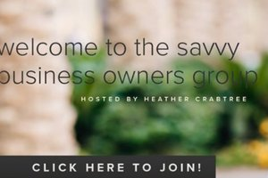 Savvy Business Owners group