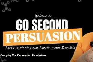 60 Second Persuasion Group