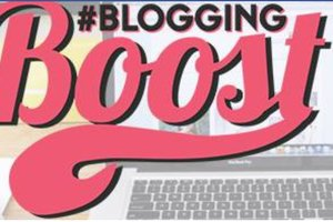 Blogging Boost group