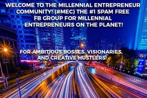 Millennial Entrepreneur Community group