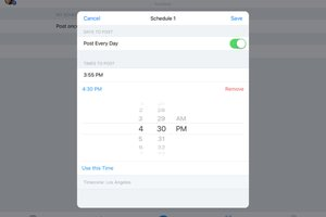 Buffer for Social Media Scheduling