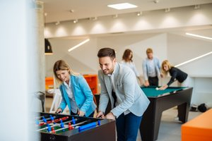 Employee perks and productivity