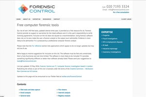 Computer Forensic Toolkit