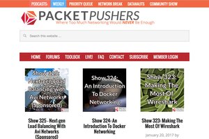 Packet Pushers Weekly