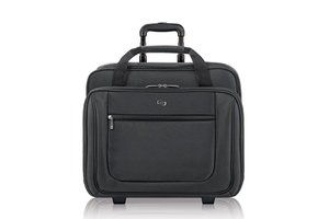 Solo Classic 17.3-inch Laptop Rolling Case
