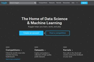 Kaggle Competitions