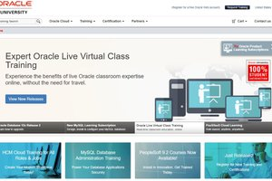 Oracle University: Back to School
