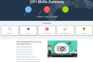 IBM Skills Gateway: Watson, Come Here!