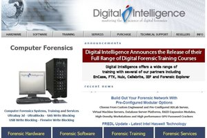 Digital Intelligence: Computer Forensics, For Real