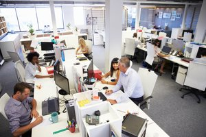 Open Office: 5 Etiquette Tips for Workers