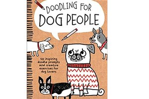 Doodling for Dog People book