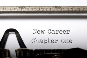Career changers and back to school