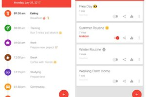 10 Android Apps to Efficiently Plan Your Workday