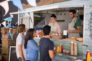 Mobile food businesses