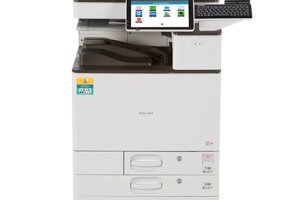 Ricoh MP C4504ex Review