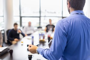 Business presentation tips for introverts