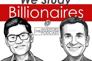 We Study Billionaires podcast