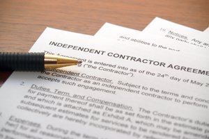 SMBs Turn to Contractors