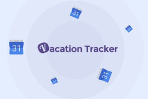 Vacation Tracker slack